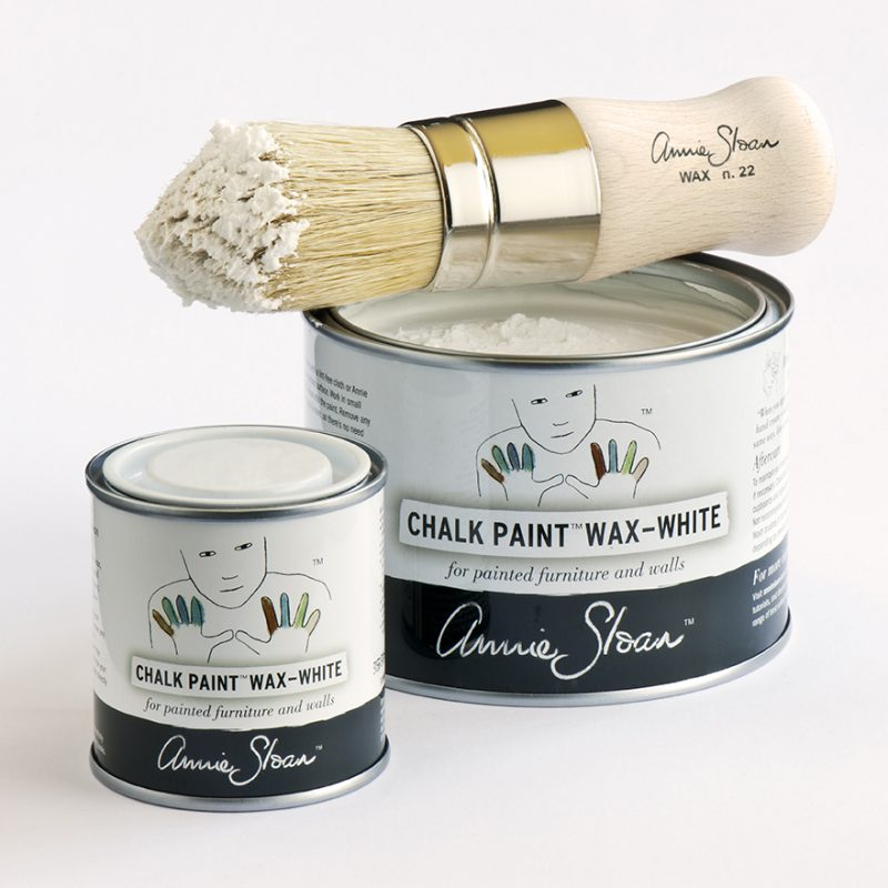Annie Sloan Soft Wax (white) 120ml