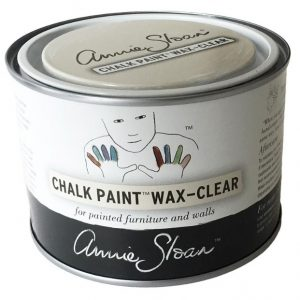 Chalk Paint Wax-Clear by Annie Sloan