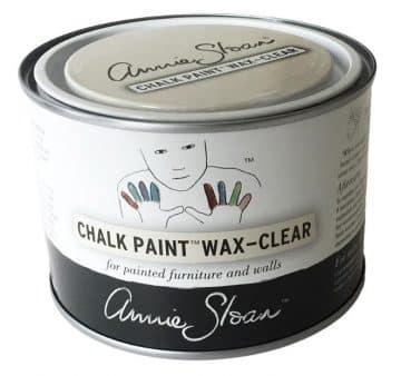 Chalk Paint Wax-Clear by Annie Sloan