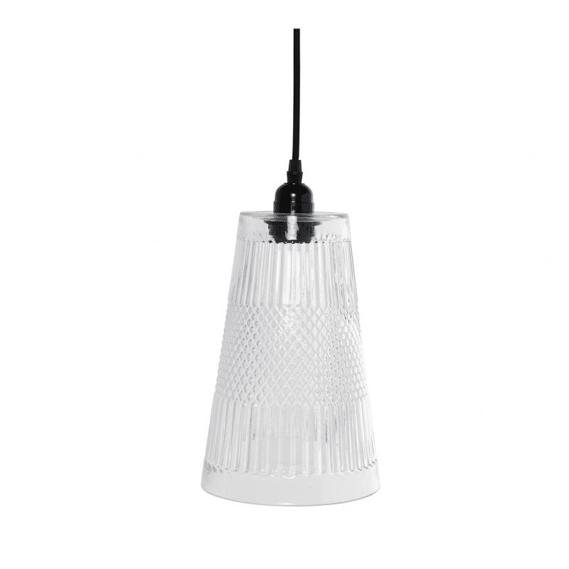 Taklampa/Fönsterlampa i glas