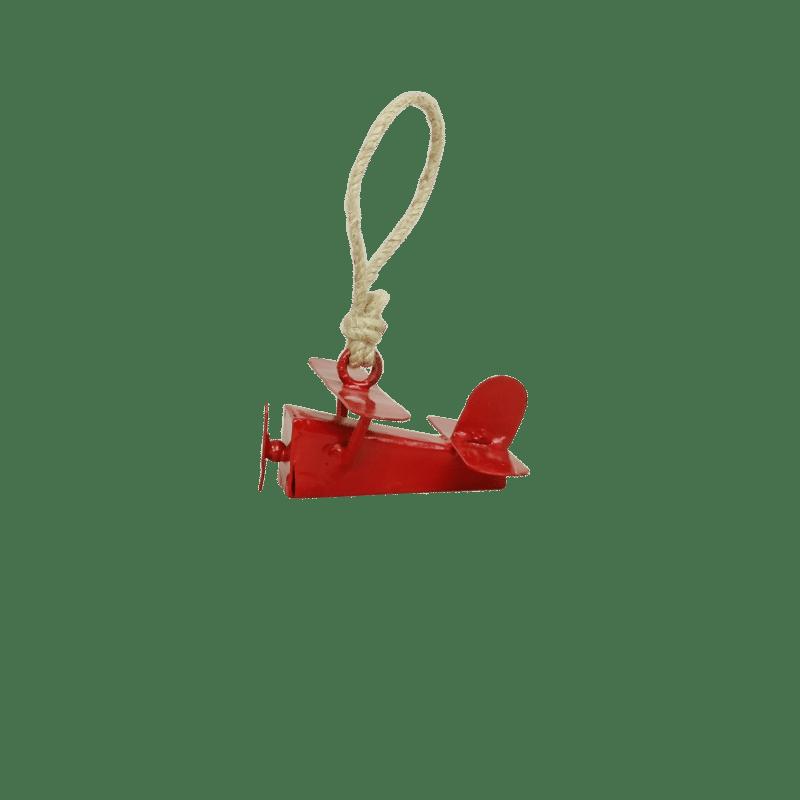 Flygplan röd