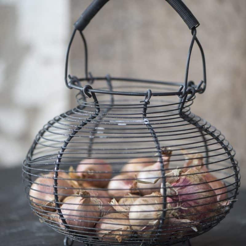 Äggkorg el Lökkorg