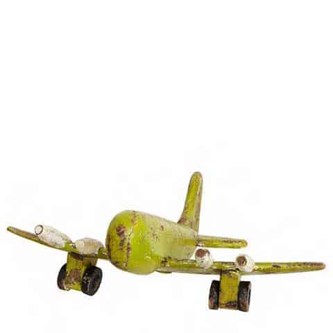 Flygplan grön