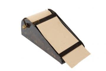 noteringsrulle med hållare