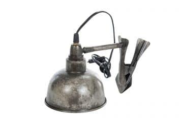 lampa med klämma