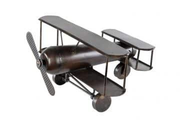 flygplan brun