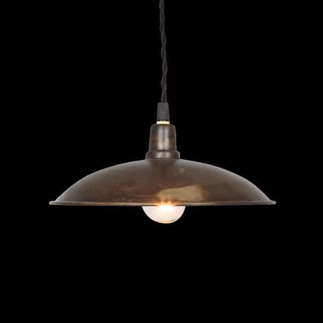 Taklampa/fönsterlampa Rost