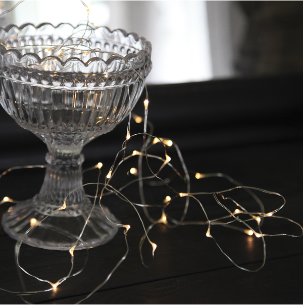 Ljusslinga dekoration Inomhus