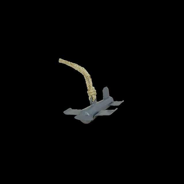 Flygplan grå