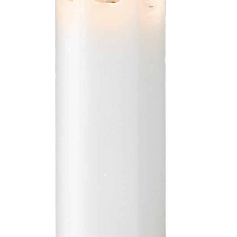 Mönsterljus i 100%stearin 10cm – spindelnätsljus
