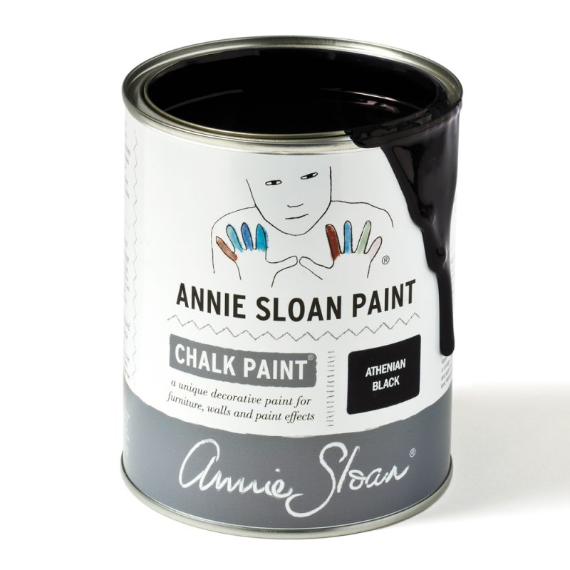 Athenian Black Chalk Paint™