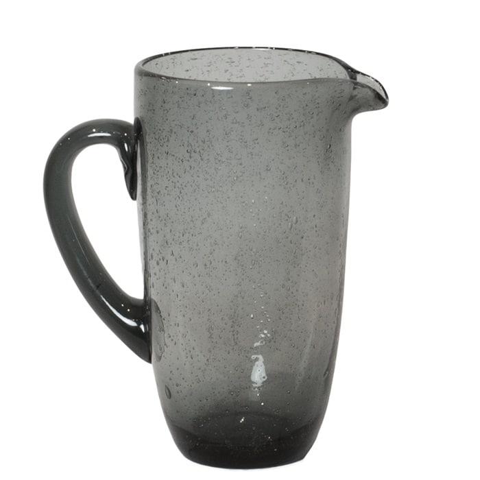 Kanna grå glas